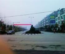 八景迎宾路中国结景观灯